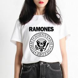 Camiseta rock Ramones...