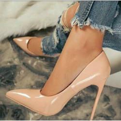 Zapatos elegantes tacón fino