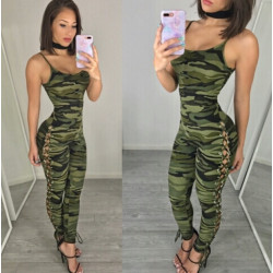 Sexy mono militar