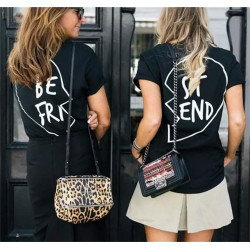 Pack 2 camisetas BEST FRIENDS