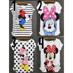 Camisetas Minnie ratón