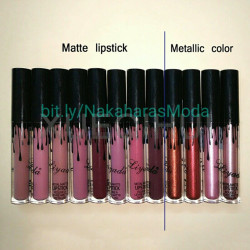 Kit maquillaje labial