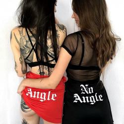 Falda angle, no angle