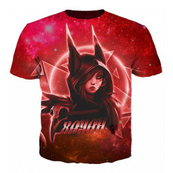 Camiseta Xayah - League Of...