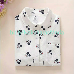 Camisa  Disney Mickey mouse