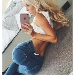 Jeans push up maxi varios...