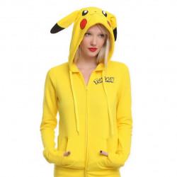 Chaqueta Pikachu Pokémon Go