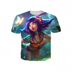 Camiseta Nekko - League Of...