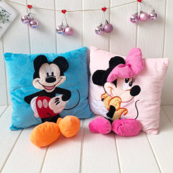 Almohada Mickey Mouse Minnie