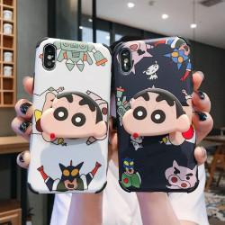 Funda iPhone Shin Chan