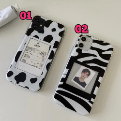 Funda iPhone zebra foto