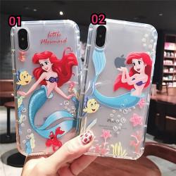 Funda iPhone Ariel La Sirenita