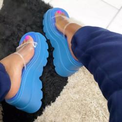 Sandalias plataforma...