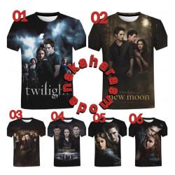 Camiseta Crepúsculo
