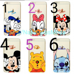 Fundas iPhone cartoons