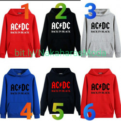 Sudaderas ACDC varios colores